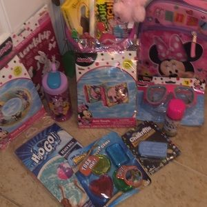Minnie Mouse Easter bundle